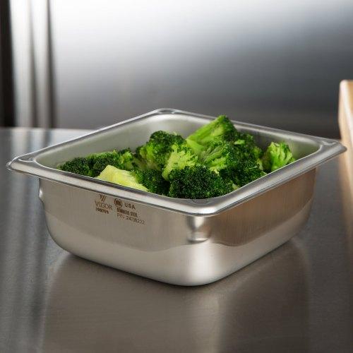 Aplikasi Food Pan 1:6 1 Liter ASTRO MESIN