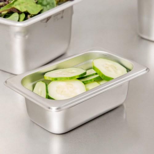 Aplikasi Food Pan 1:9 Size 0.6 Liter ASTRO