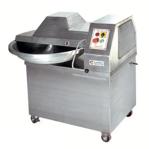 Bowl Cutter Alat Adonan Daging Bakso GETRA Kapasitas Besar