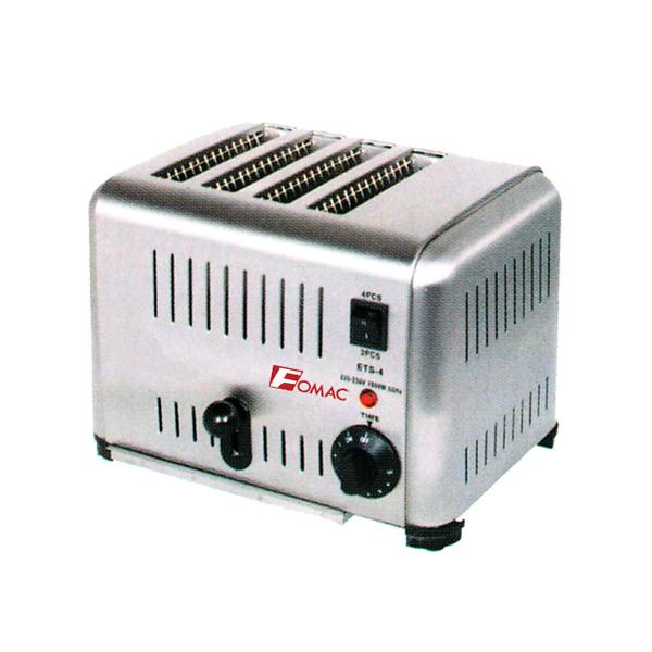 Bread Toaster Alat Panggang Roti Fomac 4 Slot
