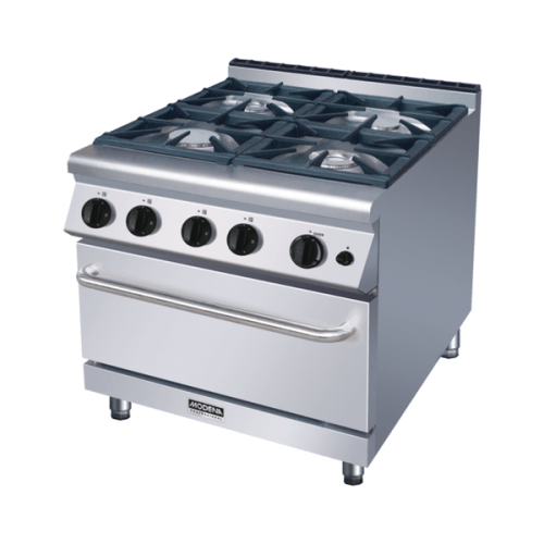 Cooking Equipment Gas Range With Oven MODENA GR 7740 GO