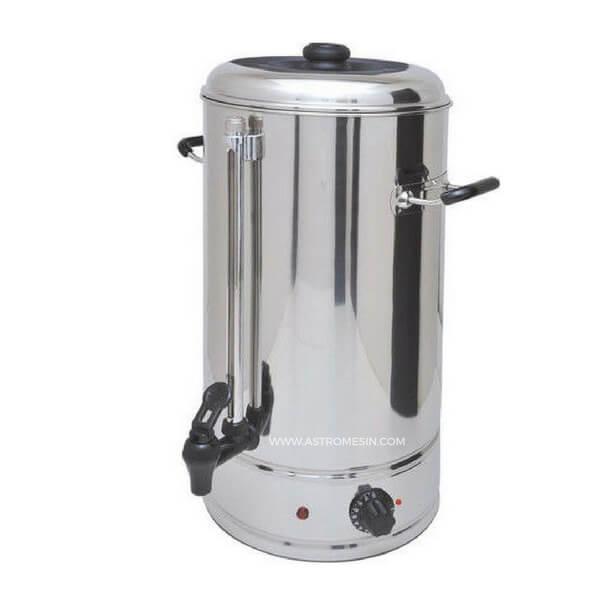 GETRA Coffee Tea Warmer Stainless Steel