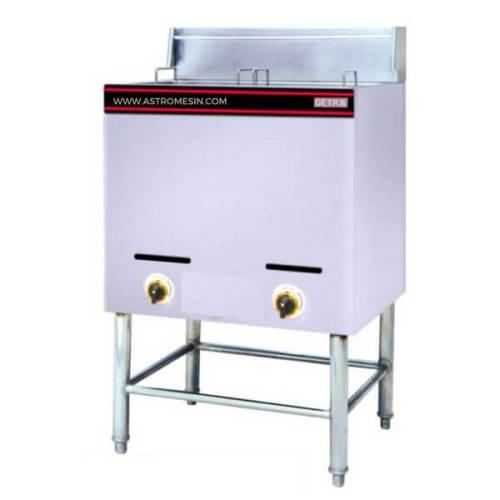 Gas Deep Fryer Alat Goreng Fried Chicken Kentucky GETRA