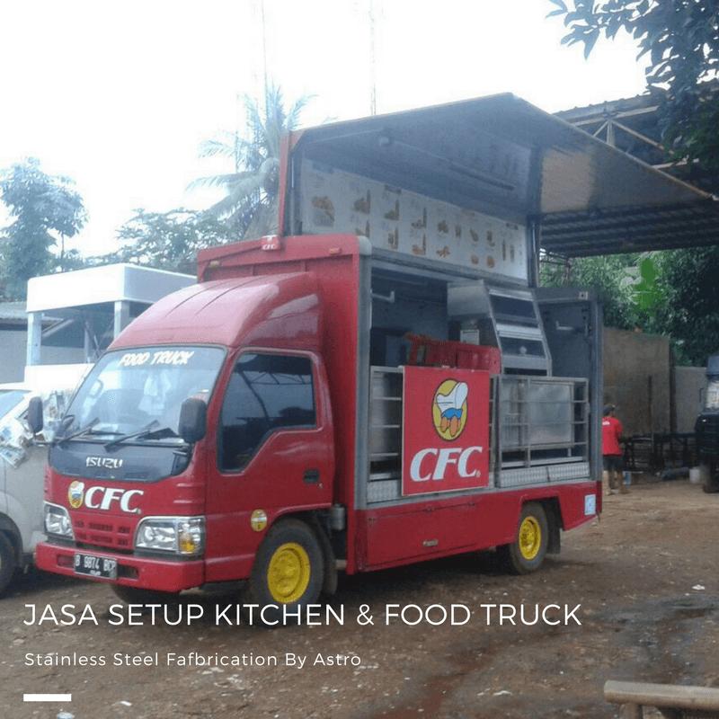 Jasa Pembuatan Food Truck