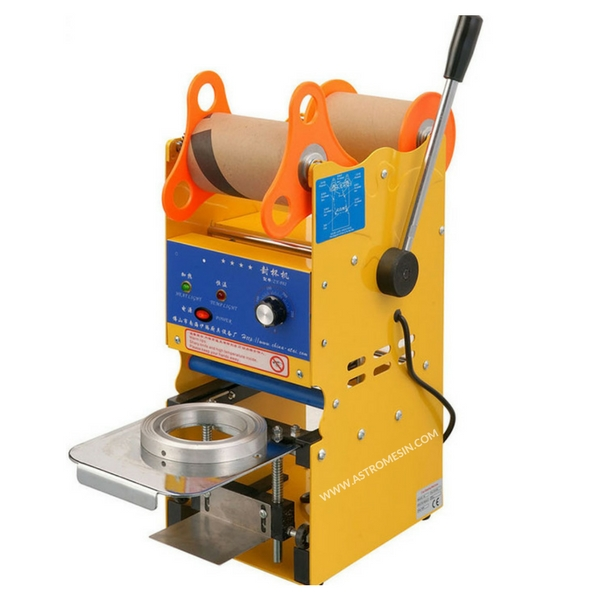 MESIN CUP SEALER MANUAL POWERPACK