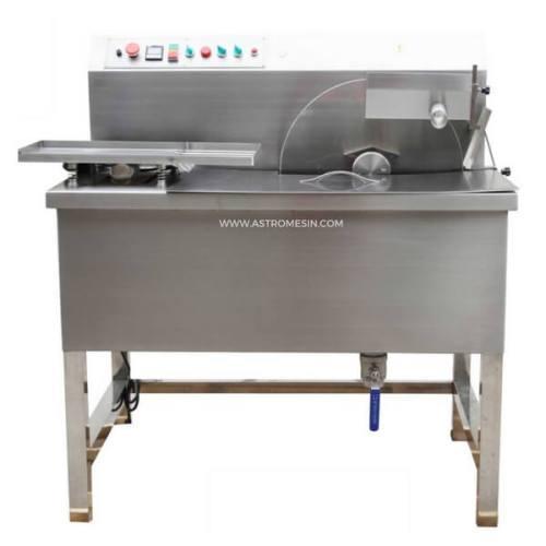Mesin Pencetak Pelumer Coklat GETRA