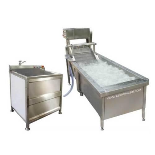 Mesin Pencuci Buah dan Sayur Vegetable Washer ASTRO