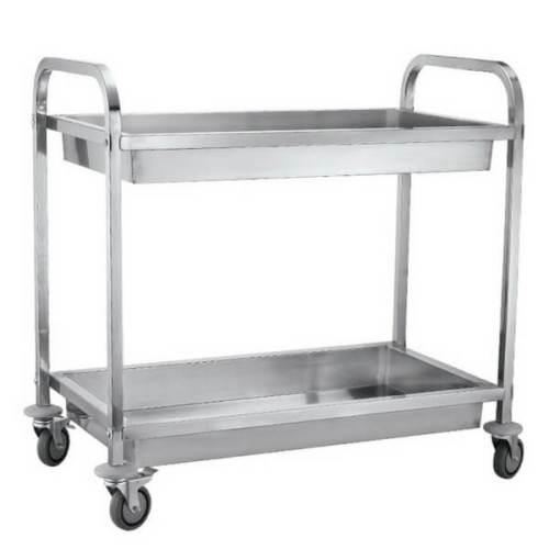 Stainless Cart 2 Susun