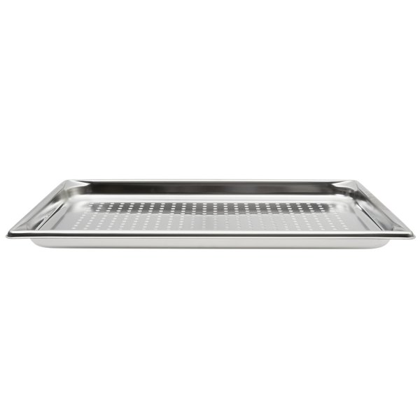 Stainless Steel Baking Tray Perforated