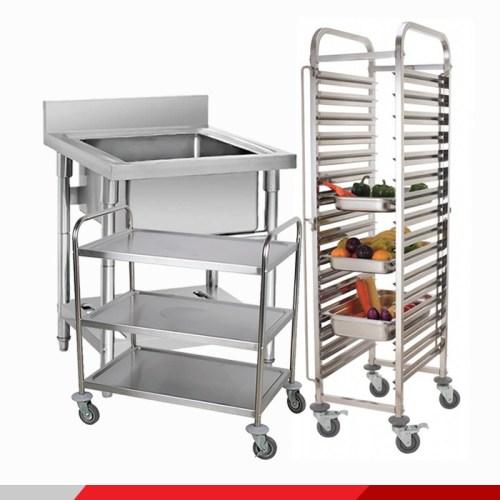 Peralatan Stainless Steel