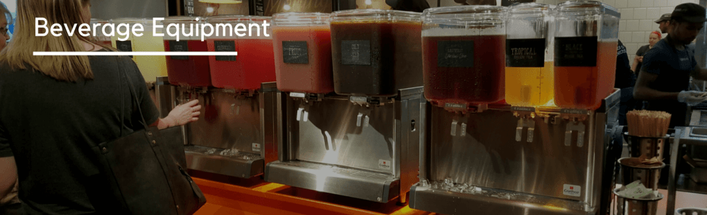 Beverage Equipment - Crathco Indonesia | Mesin Juice Dispenser & Beverage Equipment
