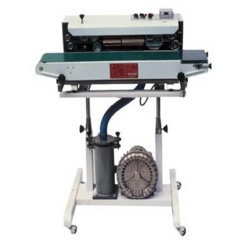 Mesin Continuous Sealer GETRA With Gas