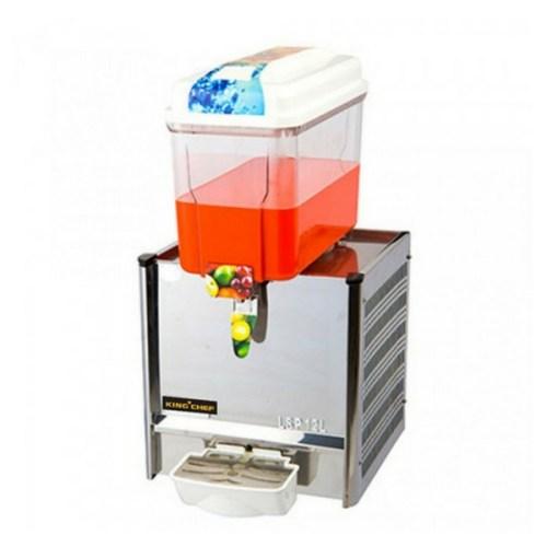 Mesin Juice Dispenser Panas Dingin ASTRO 1 Tabung