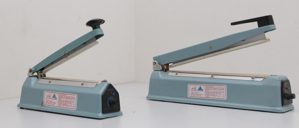 Hand Sealer Double Leopard Indonesia