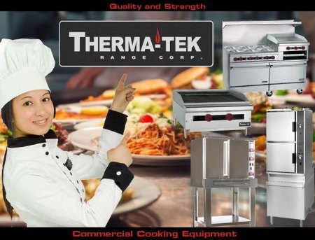 Thermatek Commercial Cooking Equipment