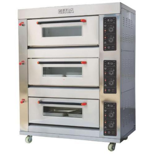 GETRA Gas Baking Oven RFL-36SS