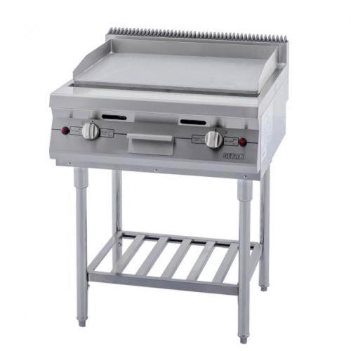 Gas Open Griddle Broiler Getra RPD 4