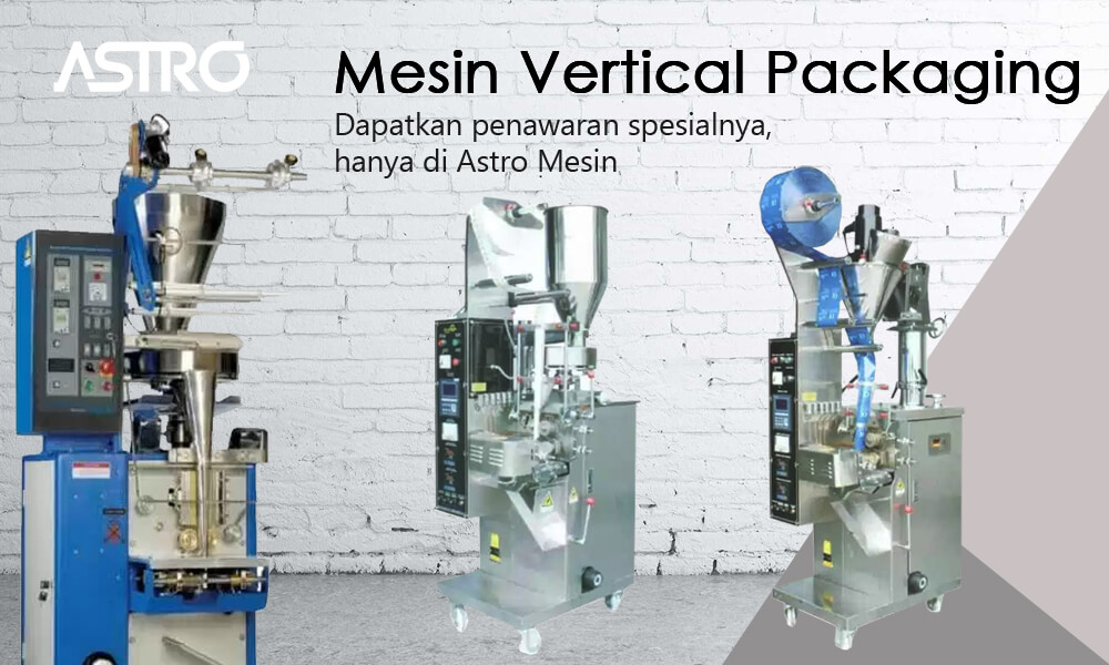 Mesin Vertical Packaging