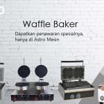 Harga Mesin Waffle