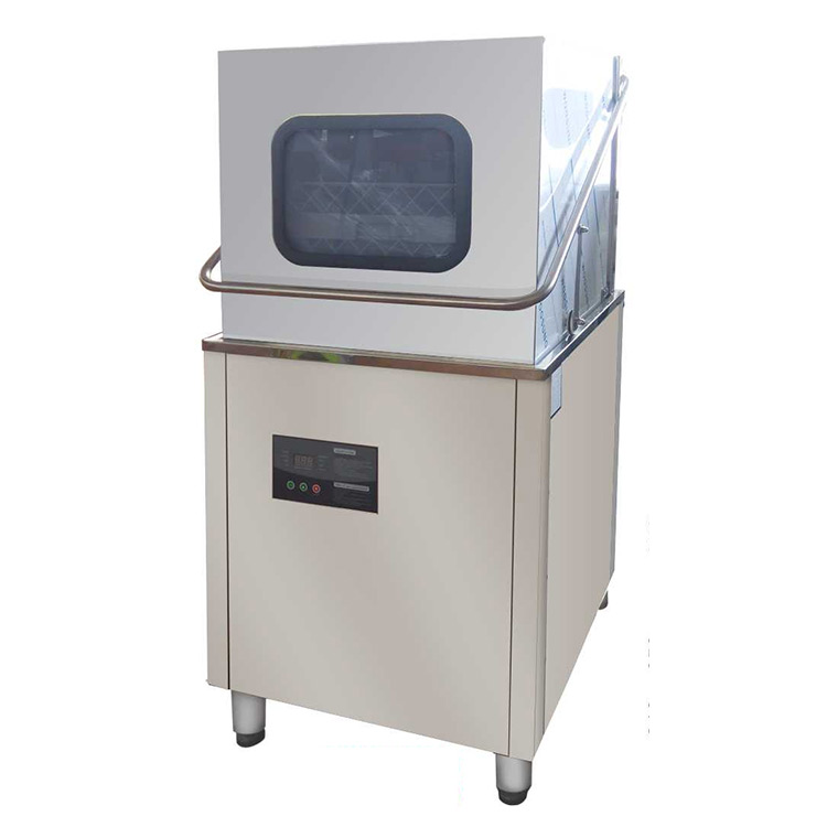Mesin Dishwasher Pencuci Piring Hood Type
