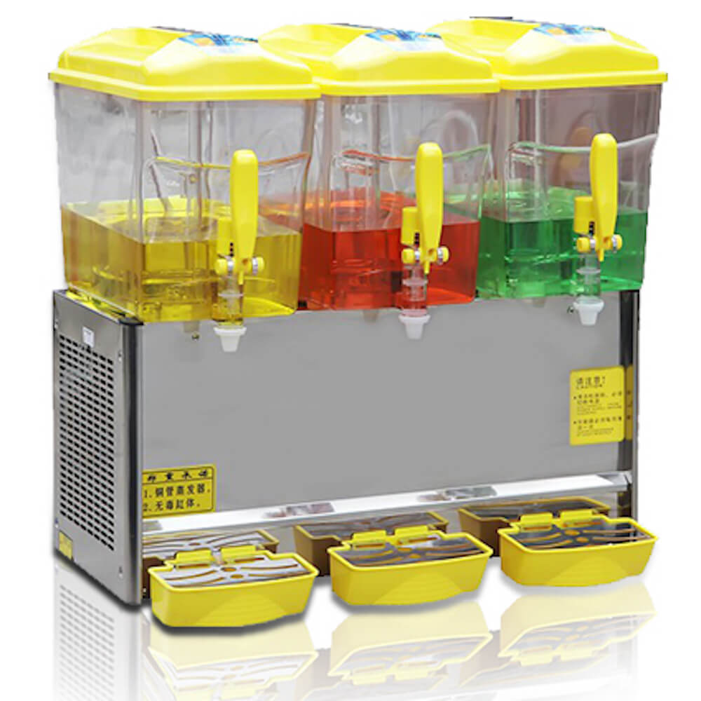 Mesin Juice Dispenser 3 Tabung Astro