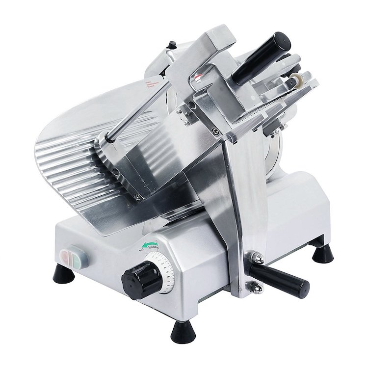 Mesin Meat Slicer Pemotong Pengiris Daging MSC HS12