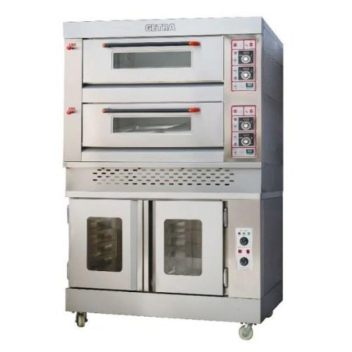 Oven Gas Combi Proofer RFL 24SS+FJ10