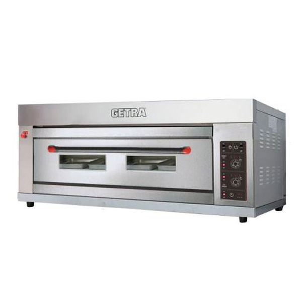 Oven Gas Getra 1 Deck 93Tray RFL 13SS