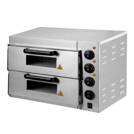 Mesin Oven Pizza 2 Deck