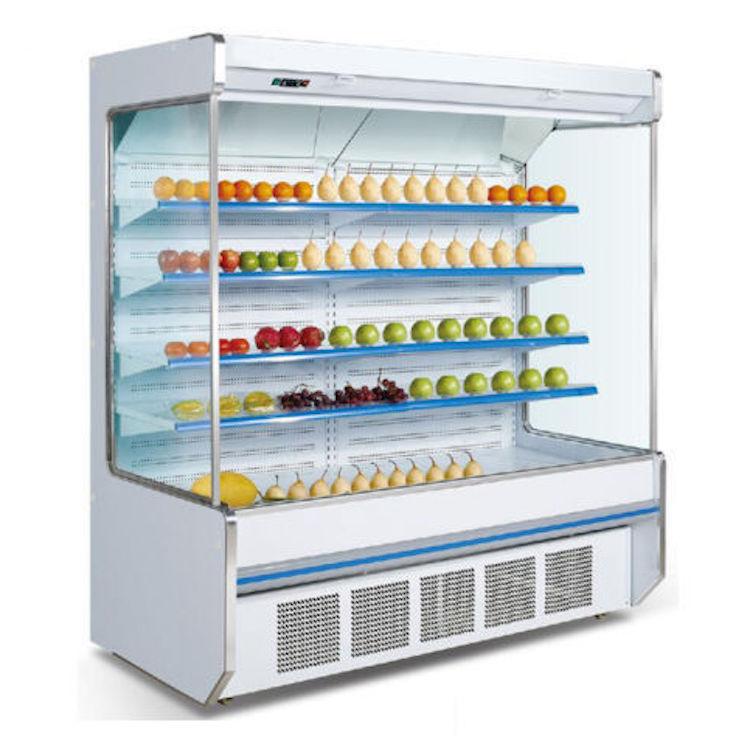 Mesin Pendingin Supermarket Refrigerator