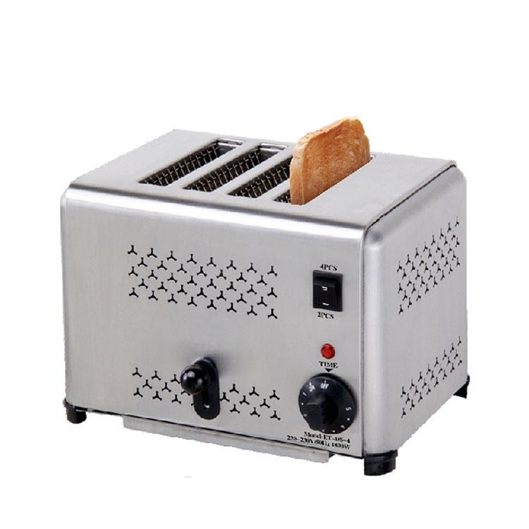 Bread Toaster Pemanggang Roti GETRA 4 Slot