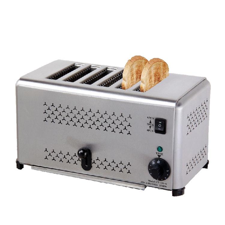 Bread Toaster Pemanggang Roti GETRA 6 Slot