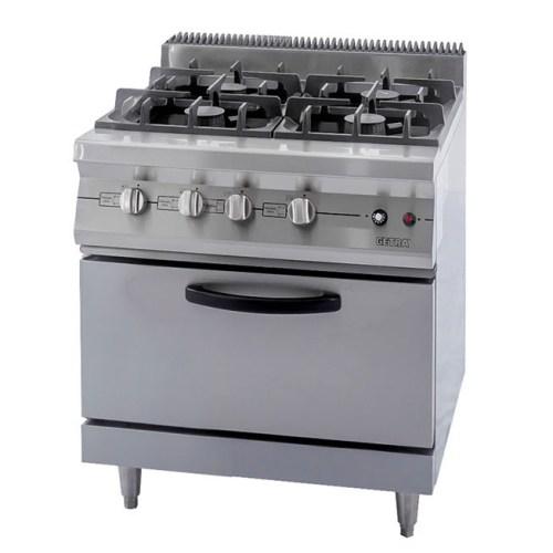 Kompor Gas Oven 4 Tungku