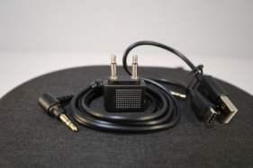 Bijgeleverde kabels