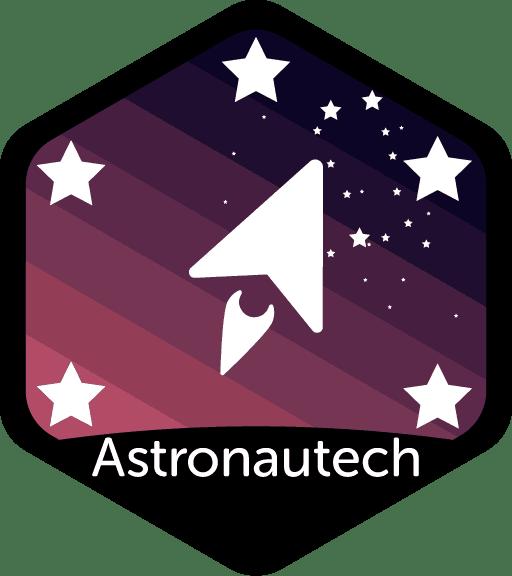 Astronautech 5 stars award_1@512x
