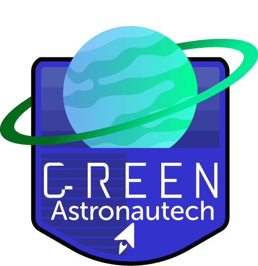 Astronautech Green award@512x
