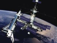 Mir station - Pics about space