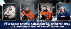 Astronaut Hall of Fame to induct Rhea Seddon