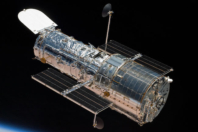 Teleskop Hubble. Kredit: NASA