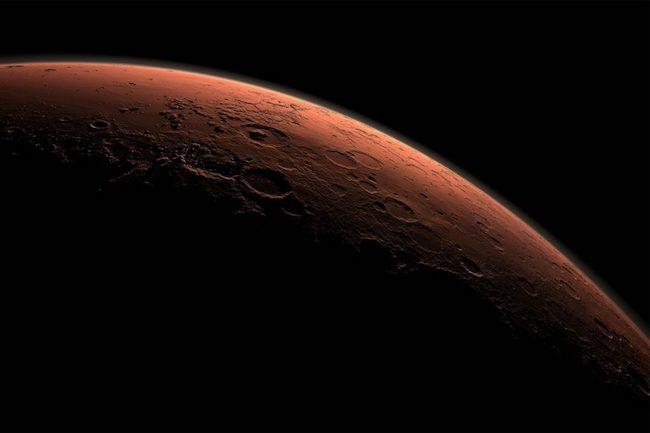 Mars. Kredit: NASA, JPL-Caltech