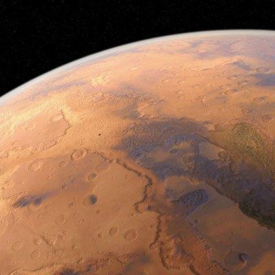 031: Arriva Marte, il Pianeta Rosso