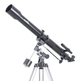 Lunette astronomique Sky-Watcher 70/900 sur monture équatoriale EQ1