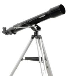 Lunette Sky-Watcher 70mm sur monture azimutale AZ2
