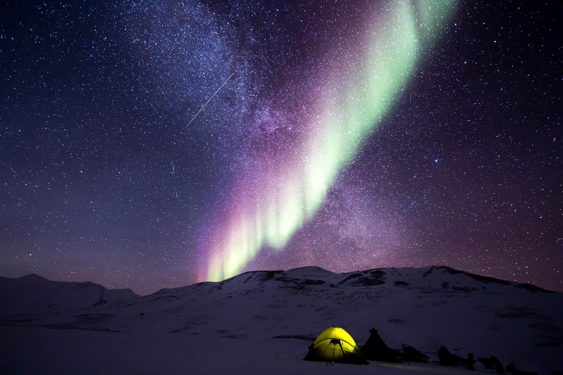 étoile Polaire Comment Trouver Le Nord Astronomie Pratique