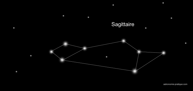 constellation sagittaire
