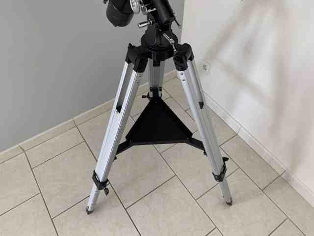 Trépied du télescope