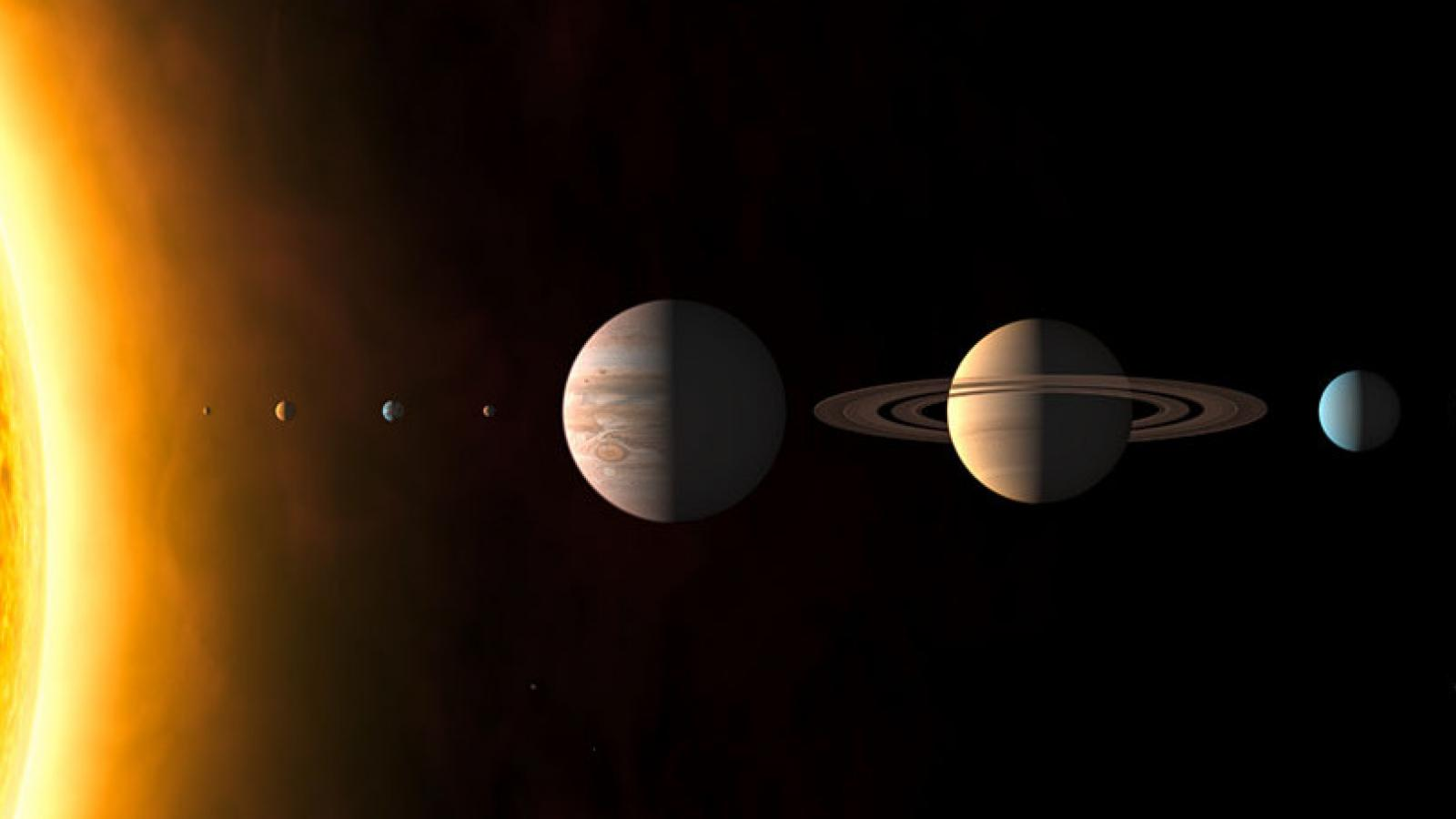 astronomy 1140 planets the