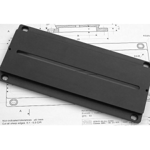 """TEC D-Series 9"""" Dovetail Plate (9PLATE)"""