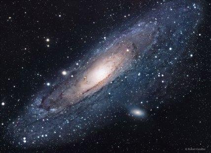 M31- The Andromeda Galaxy