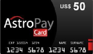 Astropay $50
